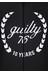 guilty 76 racing Team Jersey men black